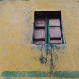 window simple minimal retro vintage