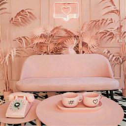 freetoedit aesthetic pink room