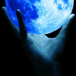 freetoedit colorpaint scmoon moon