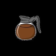 coffee brown brownaesthetic aesthetic sticker freetoedit