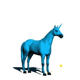 unicorn horn holo holographic rainbow freetoedit
