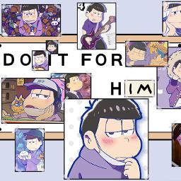 freetoedit osomatsusan ichimatsu meme memes
