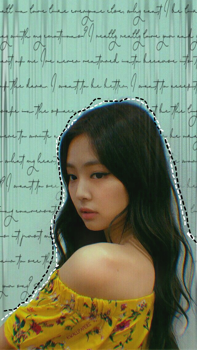 #freetoedit  #phonewallpapers #jennie #blacpink