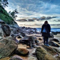 asturias hdr landscape beach photography freetoedit