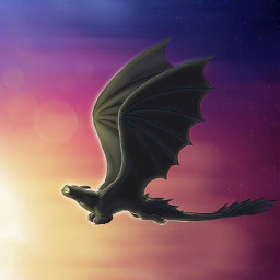 freetoedit toothless ohnezahn dragon drache
