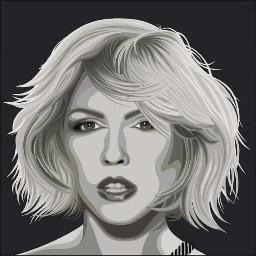 debbieharry blondie art music punk
