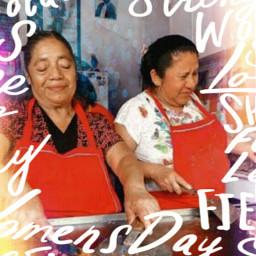 freetoedit mujeresreales mujerimparable mujeremprendedora mujerfuerte rcwomensday womensday IWD2020 WomensDayReplay
