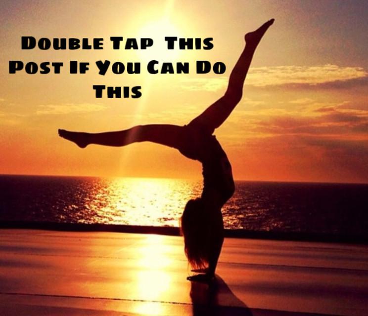 #gymnastics #yoga #canyou #heart #sunsetvibes #xoxo #stretch #cartwheel #backhandspring #bridge #flexible #sunset #beach #beachy #beachytheme