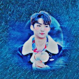 freetoedit kpopedit trcng hyunwoo champion