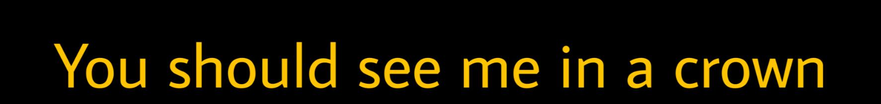 #billieeilish #billieeilishsticker #youshouldseemeinacrown #billieeilishsong #billieeilishlyric #billieeilishtext #billieeilishyellow #quote #music #yellowquote #tumblrquotes #sticker #freetoedit #text #yellowtext