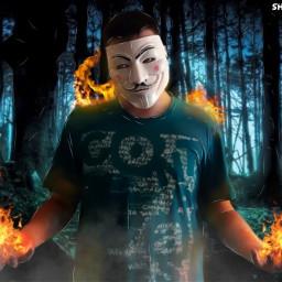 freetoedit fire demons fireman fire🔥