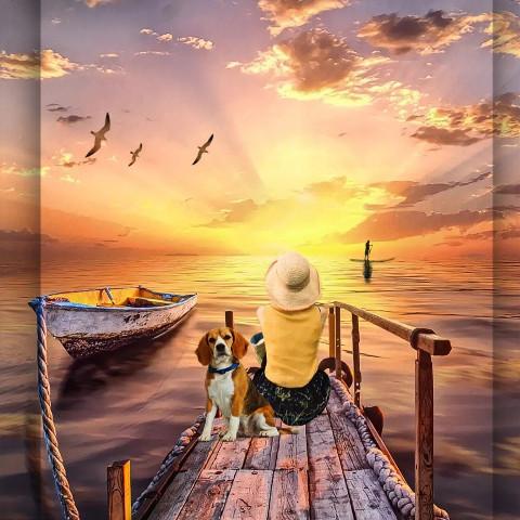 #freetoedit,#sunset,#beach,#ircstopandstare
