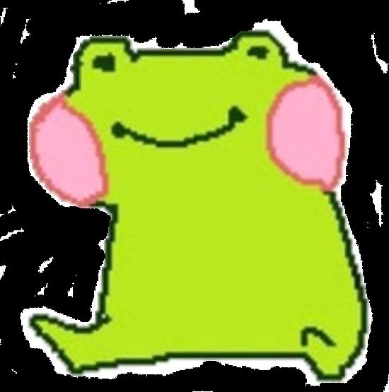 #frog #frogs #kidcore #cute #clowncore #freetoedit