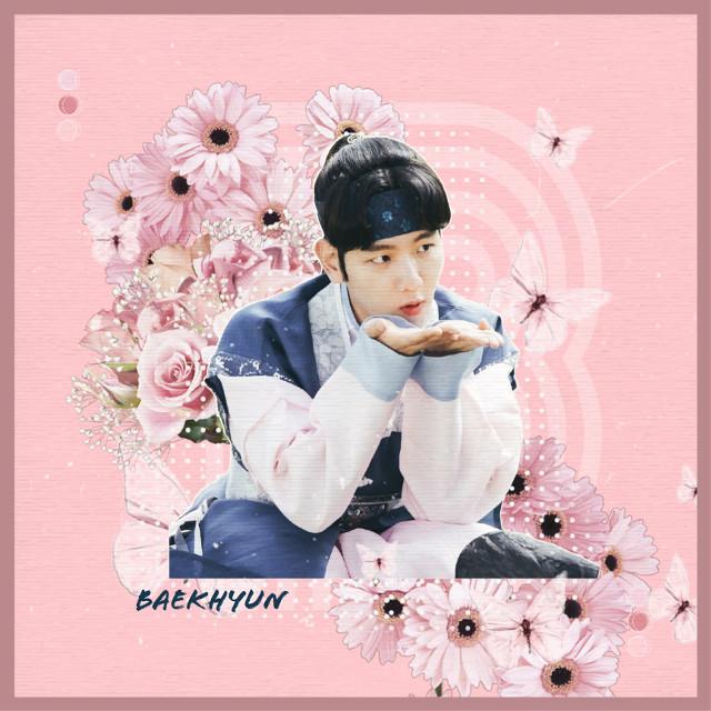 #freetoedit #srcpinkbutterflies #pinkbutterflies  #exobaekhyun #baekhyun #art #nature #butterfly #pink #flower #spring #photography