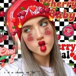 freetoedit cherry abbyroberts