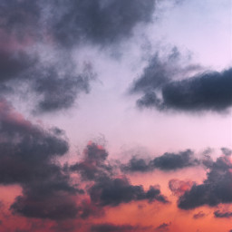 clouds sky aesthetic background backgrounds freetoedit