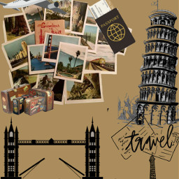 freetoedit traveling happiness travel edit cctravelmoodboard