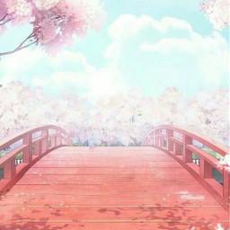 freetoedit nightcore anime kawaii background