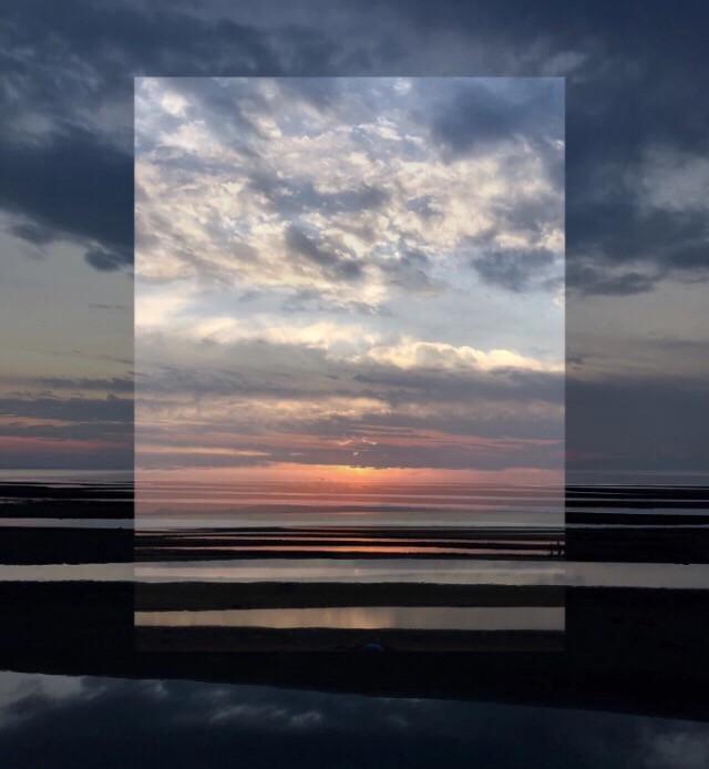 #freetoedit #sunset#ocean#edit#nature