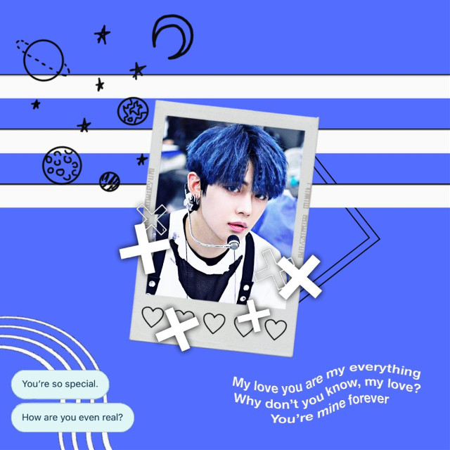💙 Yeonjun joined the family 💙  My cutie boy joined my account 😅 I wanted to do an edit with Yeonjun , because he is my TXT bias and I really like him with blue hair 💙 oh and I'm very close to 400 followers!! Lol the family grows up!💜😅🤗 I hope you like it🥀🥀   💜💜  Song while editing: ICY - ITZY   💜💜  Comment 🥀 if you want to be added to this beautiful taglist 💞  T A G S: (🥀 UwU)   @christinaaggelakh @__agustd___ @andromaxhxrf @jungkook_withluv @jimin_serendipity @danaqueen50 @bts_army110 @u34c83926969340f4e87 @kpopwithluv @ghadaaaahhhh @bts_hyungs @funnygrey1  @lutka04 @bangtan_tinistas @lelalela123  @soft_maknae  @prettygirl4949  @giuseppealessio3 @aliciafernanda30  @hottkookie  @noornamer  @angelic_mochi  @food_for_two  @crazy_atiny  @crazy_atinyzzz  @straykids08 @crazykpopperbts_  @kpopkeepsmegoing  @chittaphon_baby  @caesihd4tkw1gyxossjl  @parkjiminie-  @shookyskookieee  @chimchim_editzz  @armyforever31236 @sdbjik4 @_toxic_bitch  @rahma7925  @bangtan_tinistas  @bts__foreverr0589  @bts_flower_army   #kpop #kpopedit #aesthetic #blue #pastel #colors #txt #tomorrowxtogether #yeonjunedit  #txtyeonjun #txtchoiyeonjun #yeonjun #choiyeonjun #beomgyu #soobin #hueningkai #taehyun #cute #simple #overlay #biasedit #bias #freetoedit
