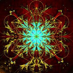 metatronscube sacredgeometry fractal apophysis freetoedit