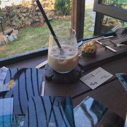 korea cafe summer freetoedit