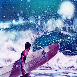 freetoedit remixed surf ocean