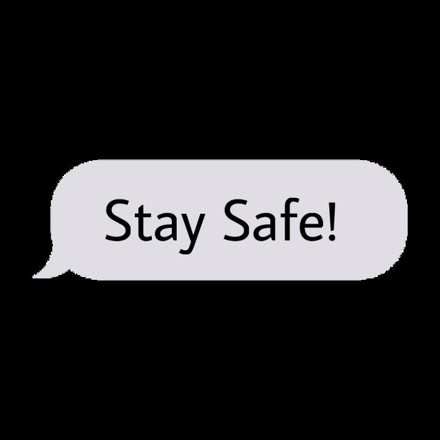 #freetoedit #textbubble #imessage #staysafe #bubble #text