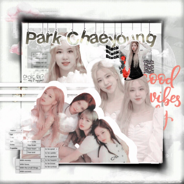 ♥︎read♥︎     PARK CHAEYOUNG (Rose) EDIT!!    My entries for the contests:  #shiberrycontest [ @shiberry ] ••  #taeona_happycontest [@_taeona_edits_ ]     I hope you like it:)    Apps: PicsArt, Polarr              - - - tags - - -  #freetoedit #rose #parkrose #parkchaeyoung  #aeshetic #softaeshetic #pink #roseannepark  #clouds #parkrose  #lisa #spring #contest #blackpink #jennie #jisoo #bp #bprose