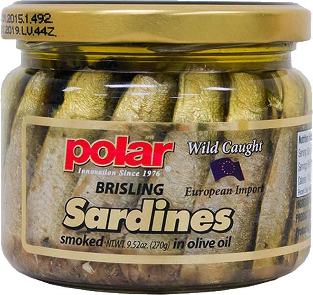 #polar #wildcaught #sardines #brisling #oliveoil #carolebaskin #joeexotic #tigerking #sardineoil #freetoedit
