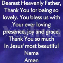 praying pray prayer prayers thankyou