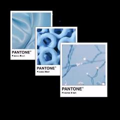blue pantone pallete skyblue grey freetoedit