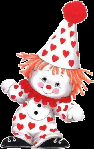 #freetoedit #vintage #cute #clown #circus