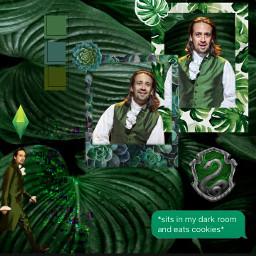 green greenaesthetic linmanuelmiranda linmanuel freetoedit