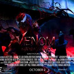 venom2 carnage freetoedit