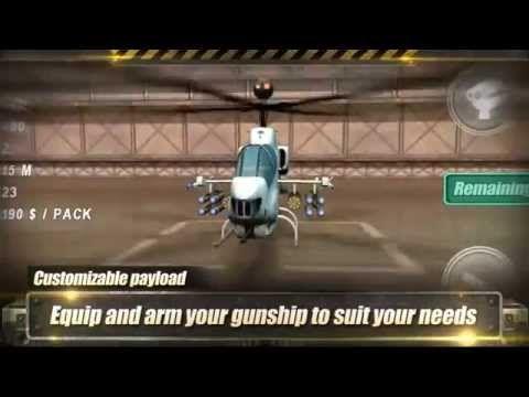 gunship Games Hack iOS11 Image by flowerf1lindau
