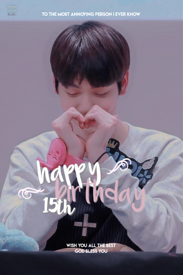 """[HAPPY BIRTHDAY!!] _  HAPPY BIRTHDAY TO MY SISTER, THE ONE AND ONLY @-sweetmochi- 🥳 WUATB AND GBU~ (Yes, she is the most annoying person i ever met/know) _  I can't open picsart for hours, so i can't make a proper edit :/  (This edit low key looks like a cover for book lmao) And i wont make another edit  HAHAHAHAHA Sorry, i'm too lazy🙃 I had to delete the app first, then download it again, but i can't sign in cuz it says """"no network"""" then i complain to picsart they answered with """"we got a lot of complains about this too"""" which is not helpful at all.  Picsart more like picshit😤 But oh well, i know picsart tried their best to fix this app so...😕 _  Btw, i use my own filter for this soobin pic😁 Do you like it? This filter are my favorite lol I also post one of my polarr filter on my sec acc (@aesthetic-tae) I have more filters to share with you guys, so stay tune for it💖👀 _  Taglist: @-sweetmochi- @-yoon-min- @myikooky @bbeanieeilish @lotusvanille @squishybabytae @mingirl_3105 @nourpics @min-shine @rosexkpop @bts_lover1 @twinkletaee @azaliaseca8 @tiny_seoul @i_need_mental_help @jungkookishandsome @honeywonwoo @bts_chim_ @chickenuggit @oykusshop @bulletbroof_rose @blinkarmy08 @euphoriias @moonskjn @bts_xd_ @-shxnykth- @1-800-felix @blinkwithluv @bangtan_bimbap @jungkook_myboy @yoongi_bias @jennie_kkim @lovelyjinedits @aehere @yoyeonjun @sugawifeu07 @chihiroxhaku_luv @stay-moa332 @mygxknj @reyenn_7 @yasmin-_-army94 @-seoulpark- @husushi_edits @pxjmm_ @-blckteaa @_moonxxlight_ @babielanie @potatoboi12 @-jiminiejamsyt- @pinky-wony @potatoeeditsss @fabia_khaleq @-mxtchae_kookie- Comment 😆 to be added, 😭 to be removed _  See you👋🏻  . . . . . #txt #soobin #choisoobin #kpop #freetoedit"""