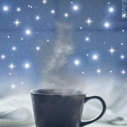 freetoedit picsart galaxyedit tea awesome
