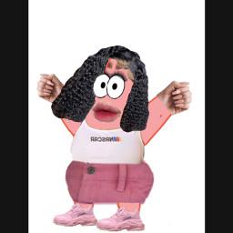 patrick spongebob makeover edit like