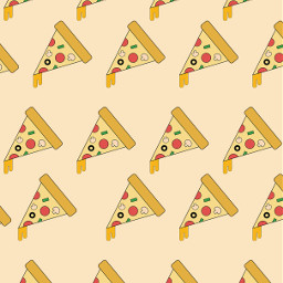 pizza yummy food background backgrounds freetoedit
