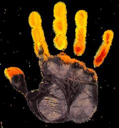freetoedit hand print рука отпечатокруки