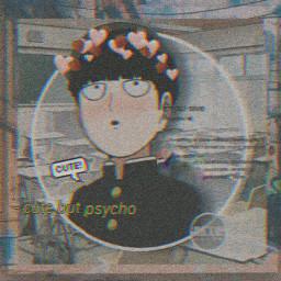 animeedit animeboy mobpsycho100 shigeokageyama