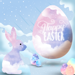 frame easter stayinspired happyeaster createfromhome freetoedit ftestickers