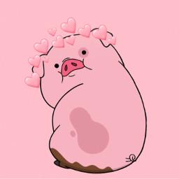 freetoedit gravityfallsedit cute hearts heartscrown