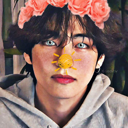 freetoedit replay bts kpop taehyung
