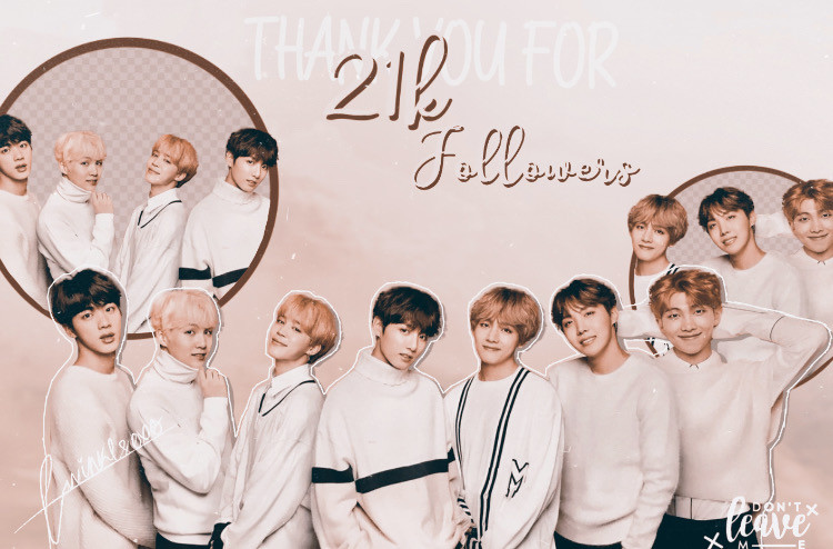 [open to read]  I can't believe that I got 21k this rlly mean a lot to me I just want to say thank you so so so much 💜 for supporting my account. I'll make sure to post more (better) edits. When I opened this account i never thought I would get more than 100 followers and I just posted edits for fun(it wasn't even that good) however so many people like my post🥰 and now I have 21k which is unbelievable💞. This really mean a lot to me I swear💕.                             #bts #kpop #kimnamjoon #kimseokjin #minyoongi #junghoseok #parkjimin #kimtaehyung #jeonjungkook #21k #freetoedit