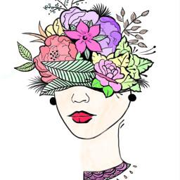 freetoedit flowers eccoloringbook coloringbook