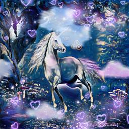 freetoedit unicornhorn