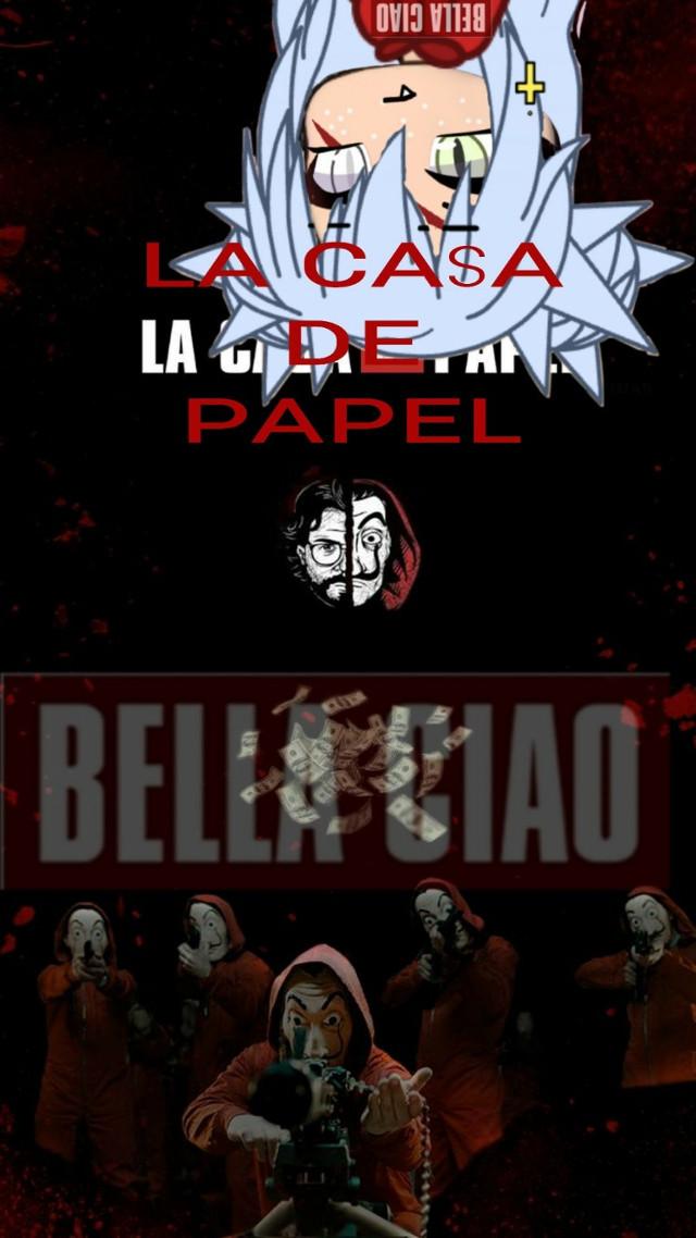 #lacasadepapel #elprofesor #bellaciao #remixit