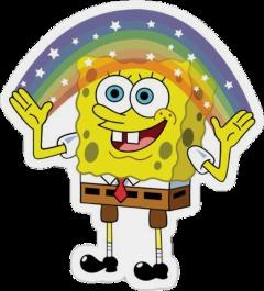 spongebob spongebobsquarepants squarepants bobesponja imagination freetoedit